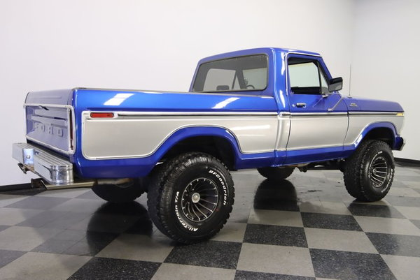 1978 Ford F-150 4x4  for Sale $34,995