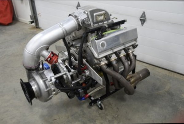 Procharged 417 SBF  for Sale $20,500
