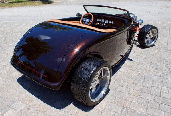 1933 Ford Roadster Factory Five Ford Racing  for Sale $59,950