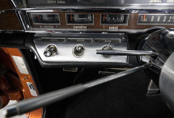 1966 Imperial Crown Convertible  for Sale $49,995