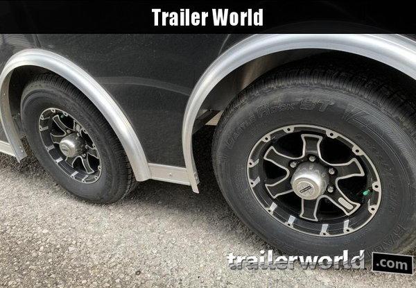 2020 Bravo Star 24' Aluminum Enclosed Car Trailer  for Sale $20,998