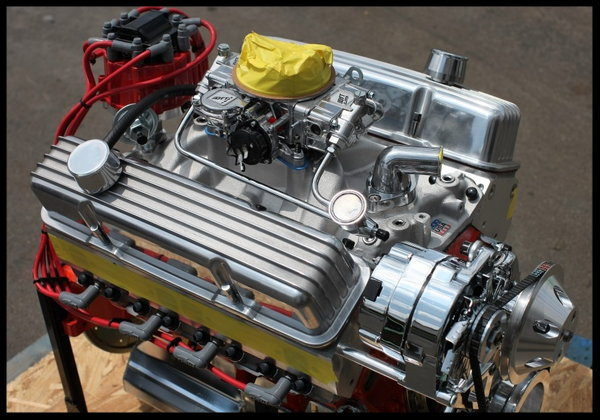 SBC CHEVY 434 STAGE 5 5 DART BLOCK AFR HEADS BASE MOTOR632HP for sale in  Kingsport, TN, Price: $7,895
