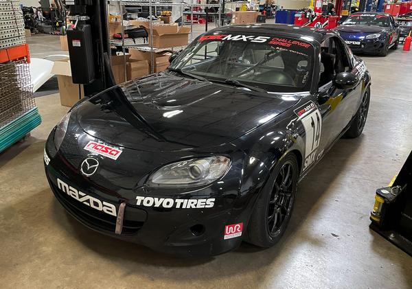 2020 Spec MX-5 Race Car - Ready To Race  for Sale $33,900