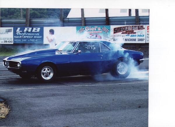 1968 Pontiac Firebird  for Sale $30,000