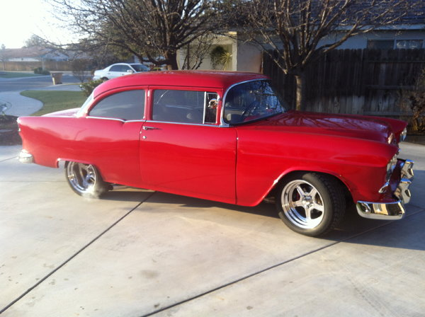 1955 Chevrolet Bel Air  for Sale $25,000