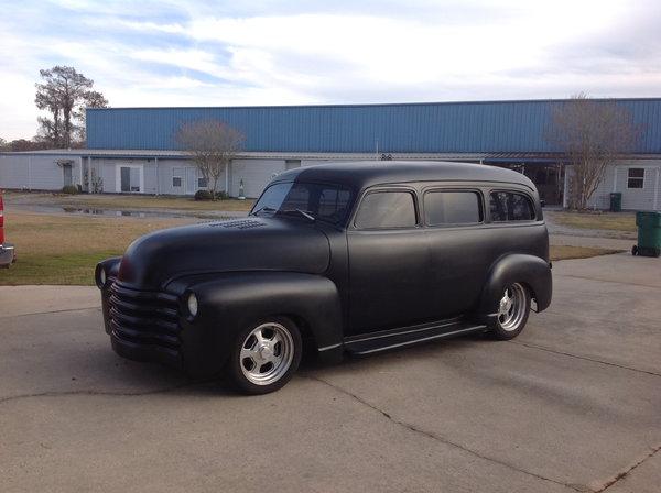 1951 Chevrolet Suburban  for Sale $45,000