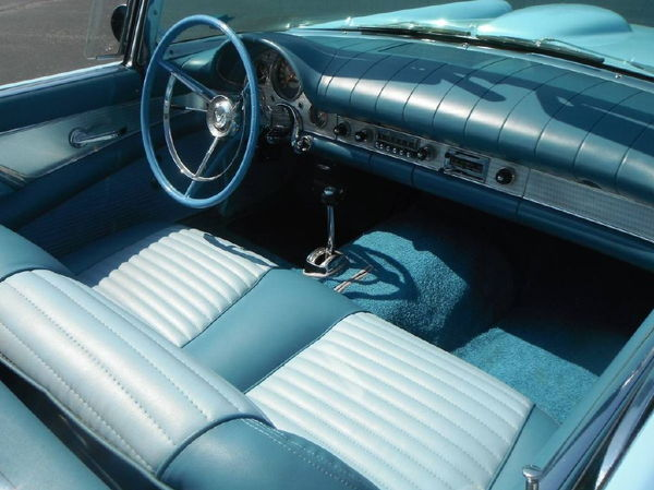 1957 FORD THUNDERBIRD  for Sale $59,949