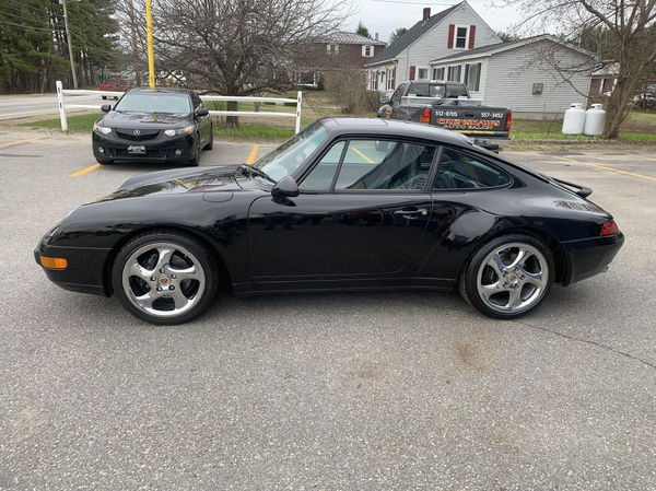 1996 PORSCHE 911  for Sale $36,000