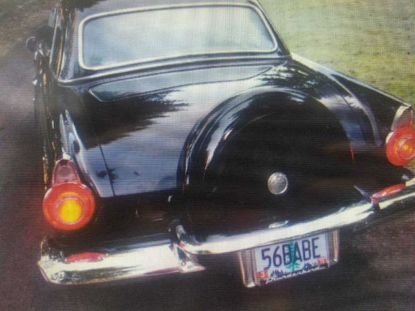 1956 FORD THUNDERBIRD  for Sale $39,949