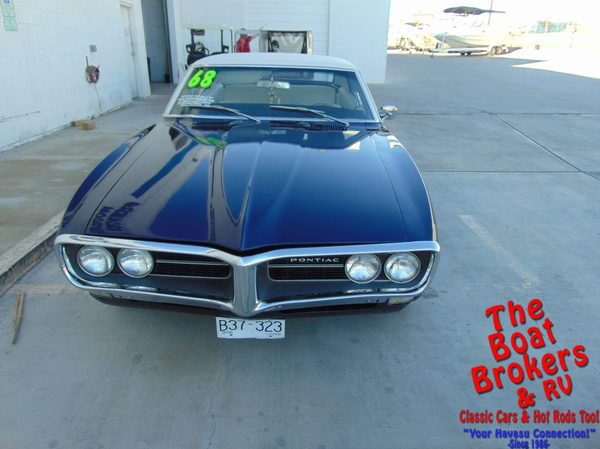 1968  pontiac   Firebird  for Sale $26,500