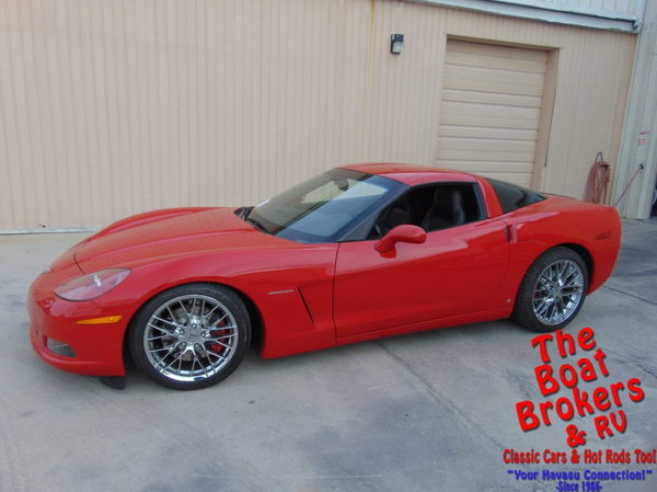 2008  chevy   Corvette  for Sale $29,900