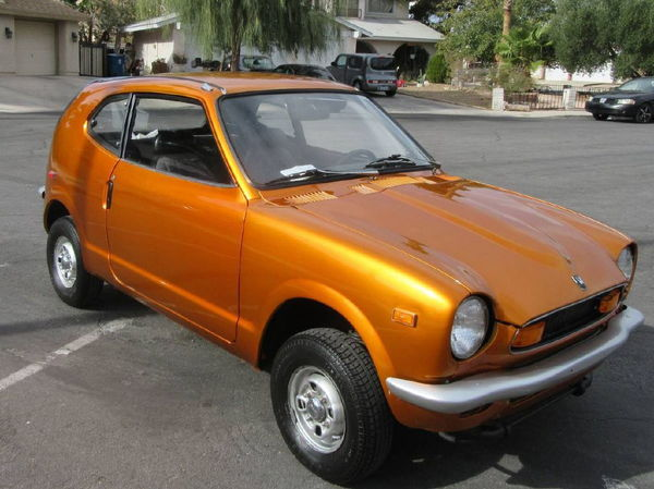 1972 HONDA Z600  for Sale $18,500