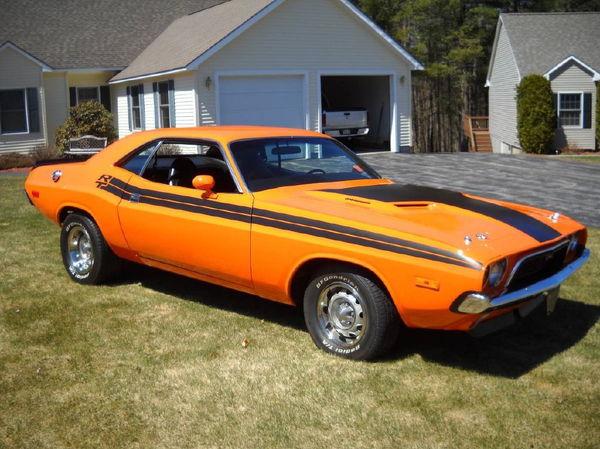 1973 DODGE CHALLENGER  for Sale $45,949
