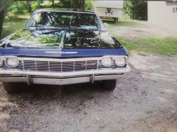 1965 CHEVROLET IMPALA  for Sale $19,549