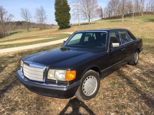 1990 MERCEDES-BENZ 560 SEL for sale in West Pittston, PA, Price: $12,000
