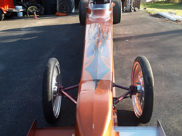 comp dragster