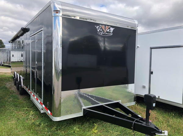 2019  32' PRO STOCK W/DRAGSTER LIFT 2 WINCHES A/C LOADED