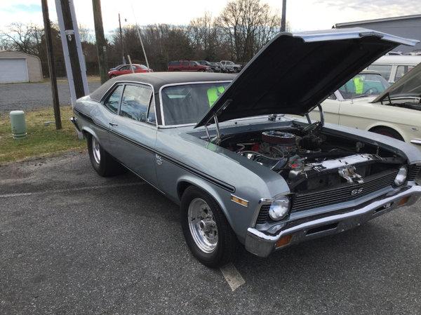 1971 Pro Street Nova For Sale In Fredericksburg Va