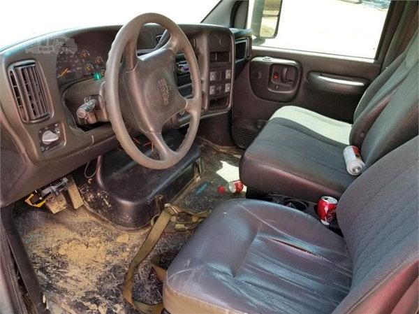2005 GMC TOPKICK C5500  for Sale $17,500