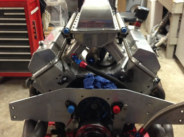LDR,Outlaw 275,N/T twin turbo mustang  for Sale $60,000