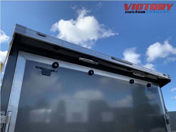 2021 Bravo 24' Aluminum Race Trailer (On-Order)