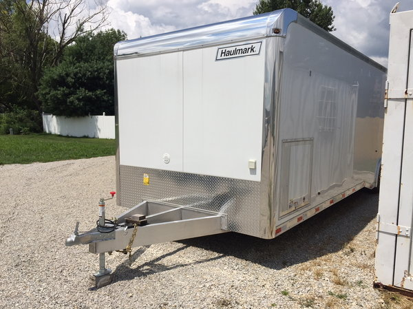 2018 32' Haulmark ALX  for Sale $29,995