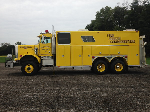 1982 Peterbilt 6x6 R.V. conversion  for Sale $26,000