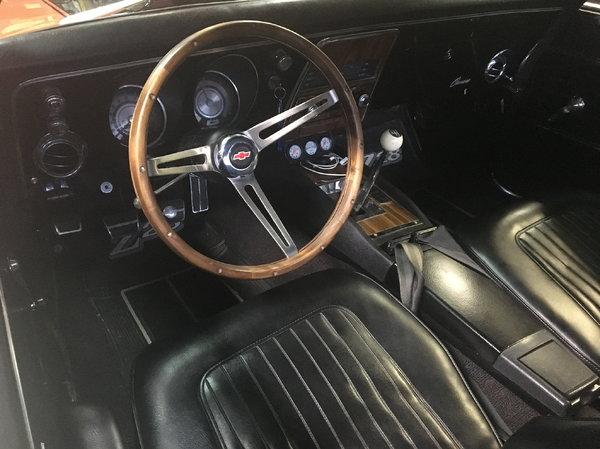 1968 camaro  for Sale $29,500