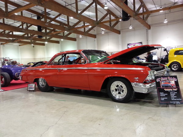 62 Chevrolet Belair  for Sale $40,000