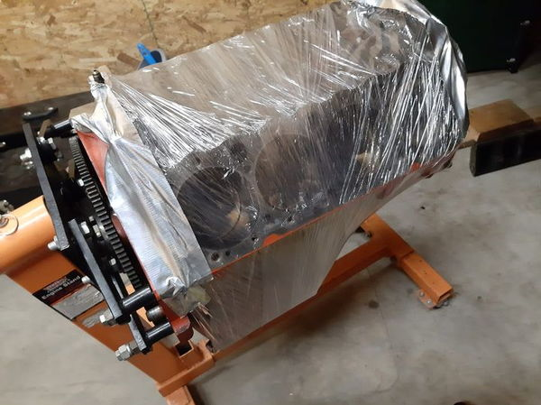 360 SBC Circle Track Engine  for Sale $1,500