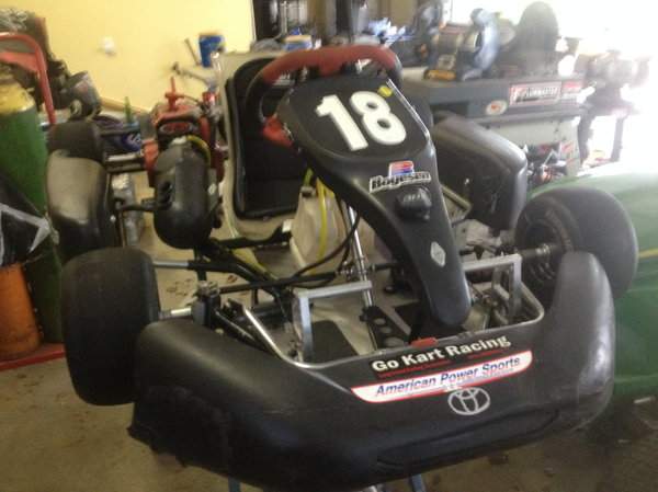 Shockwave Karting operation   for Sale $2,200