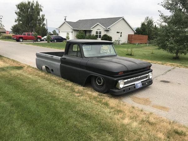 1966 Chevrolet C10 Pickup  for Sale $21,000