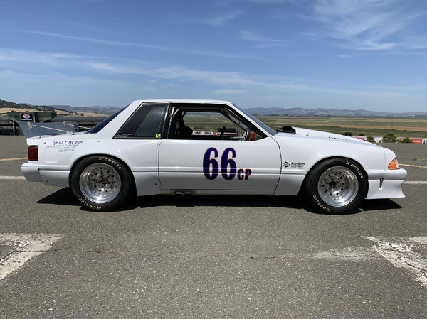 1991 FORD MUSTANG RACE CAR  for Sale $26,500