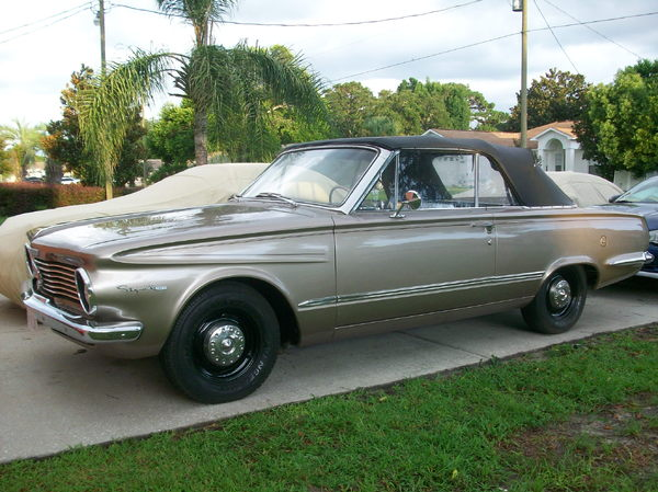 1964 Plymouth Valiant  for Sale $10,500