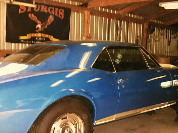 1967 Chevrolet Camaro  for Sale $32,500