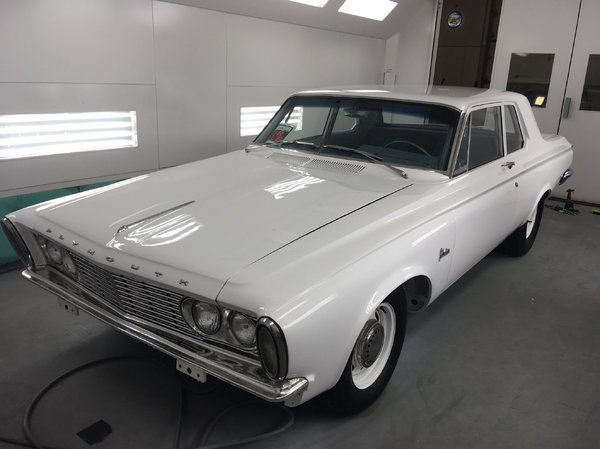 1963 Plymouth Belvedere For Sale In Aberdeen Sd Racingjunk