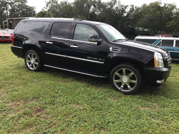 2007 Cadillac Escalade Esv For Sale In Floral City Fl Racingjunk