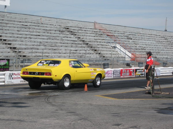 1973 Mustang Drag Car  for Sale $21,000