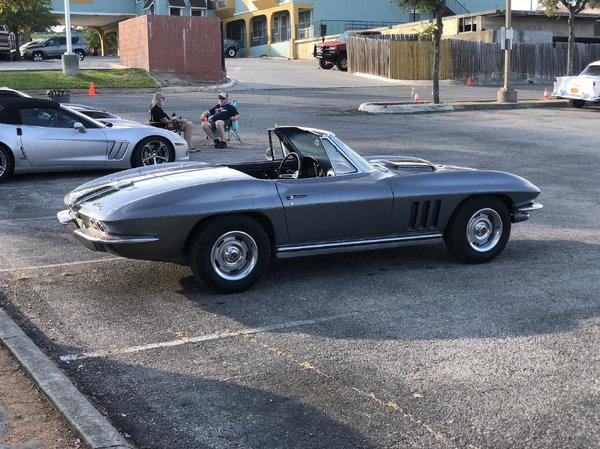 1965 Corvette For Sale >> 1965 Chevrolet Corvette For Sale In San Antonio Tx Price 45 000