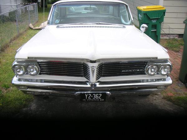 1962 Pontiac Catalina  for Sale $19,500