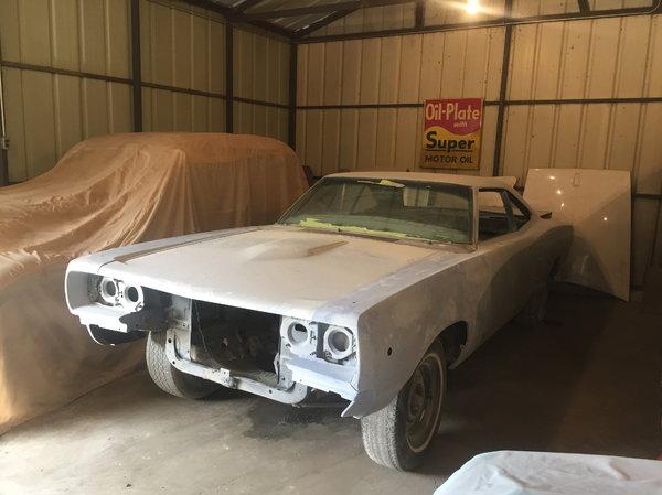 1968 Dodge Coronet  for Sale $15,000