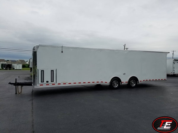 32' United Super Spread Axle Stage III Race Car Trailer  for Sale $23,995