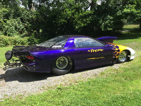 97' Bickel Chassis Camaro   for Sale $48,500