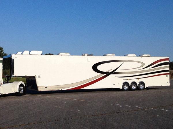 2009 T&E 53' 5th Wheel Trailer  for Sale $60,000