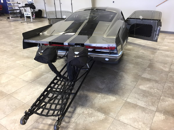 New 67 Mustang