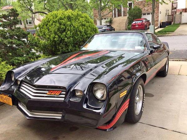 1980 CHEVROLET CAMARO  for Sale $27,500