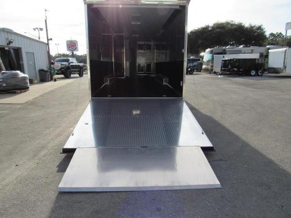 2021 Vintage Trailers 34ft Bath Package Car / Racing Trailer  for Sale $35,999