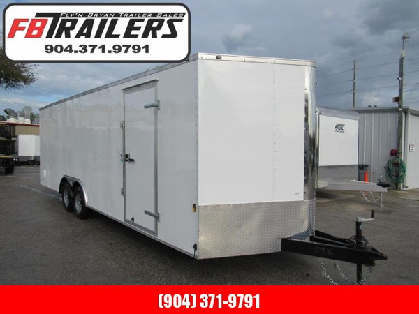 2020 Continental Cargo 24ft VNose Car / Racing Trailer  for Sale $5,999