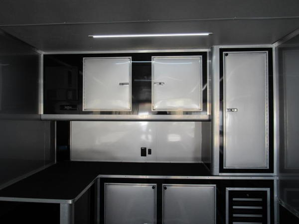 2021 Cargo Mate 32ft Black Out Eliminator Series Car / Racin  for Sale $25,999