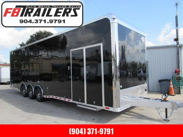 """2021 Cargo Mate 32Ft with 24"""" Additional Height Car / R  for Sale $28,999"""